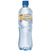Gatorade Propel Zero Bottles, Lemon, 710 mL, Squeeze Bottle, 1/CA, #299