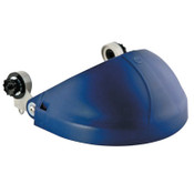 3M Cap Mount Hard Hat Headgear H18, Thermoplastic, Blue, 1/EA, #7000002291