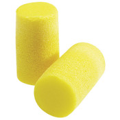 3M E-A-R Classic Plus Foam Earplugs 310-1101, PVC, Yellow, Uncorded, 200/BX, #7100000262