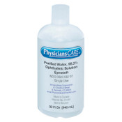 First Aid Only Eye Flush Bottle, 32 oz, 1/EA, #24201