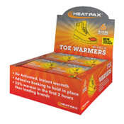 OccuNomix Hot Rods Hand and Foot Warmers, Toe Pad,White, 40/BX, #110640D