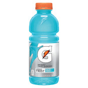 Gatorade 20 Oz. Wide Mouth, Glacier Freeze, Bottle, 24/CA, #32486