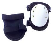 Alta AltaFlex Nomar Knee Pads, AltaLOK Easy On/Off, Black, 1/PR, #50423