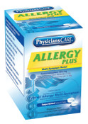 First Aid Only PhysiciansCare Allergy Medications, 1/BX, #90091