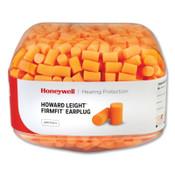 Honeywell Earplug Dispenser Refills, Canister, Orange, FirmFit, 1/CA, #HL400FFREFILL