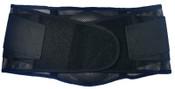 Ergodyne ProFlex 1051 Mesh Back Supports, Large, Black, 6/CA, #20185