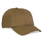 Honeywell Homerun Baseball Style Bump Caps, Back Strap, Khaki, 1/EA, #SBC2KI