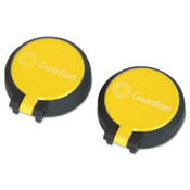 Guardian Dust Covers and Cap Assemblies, Yellow, 6/PKG, #AP470002YELR