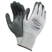 Ansell HyFlex 11-624 Dyneema/Lycra Work Gloves, Size 12, White/Black, 12 Pair, #104713