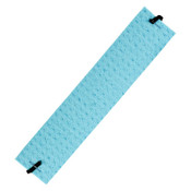 OccuNomix Deluxe Disposable Sweatbands, Cellulose, 100/PK, #SBD100