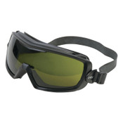 Honeywell Entity Goggles, Matte Black Frame, Shade 3.0  Lens, Uvextra Antifog Coating, 10/PK, #S3543X