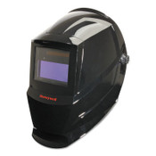 Honeywell Solar-Powered Complete Welding Helmets, ADF 10, Black, 1/EA, #HW100