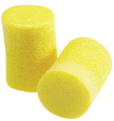 3M E-A-R Classic Value Pak Earplugs 390-1000, PVC, Yellow, Uncorded, 200/BX, #7000029950