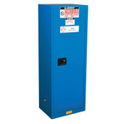 Justrite ChemCor Slimline Hazardous Material Safety Cabinet, 22 Gallon, 1/EA, #8622282