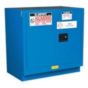 Justrite ChemCor Undercounter Hazardous Material Safety Cabinet, 22 Gallon, 1/EA, #8623282