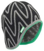 MSA V-Gard Value Winter Liners Skull Cap, High Bulk Acrylic Black/Gray, 12/CA, #10118417