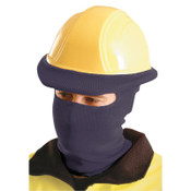 OccuNomix Hard Hat Liners, Polyester, Navy Blue, 1/EA, #LK81001
