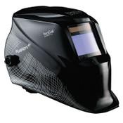 Bolle FUSION+ Electro-Optical Welding Helmets, Variable Shades 5-8/9-13, Black, 4 x 2, 1/EA, #40121