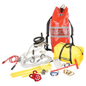 Honeywell Wind Energy Kit, 75 ft, Hoisting Wheel, Ladder Bracket, Accessories, 1/EA, #SEWPKT75FT
