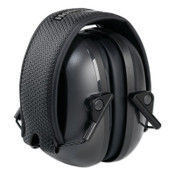 Honeywell VeriShield 100 Series Passive Earmuffs, VS110F, 24 NRR, Black, 1/EA, #1035102VS
