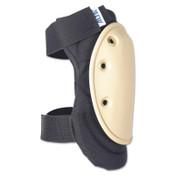 Alta AltaFlex Nomar Knee Pads, Hook and Loop, Black, 1/PR, #50420