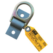 Capital Safety D-Ring Anchor Plates, 1/4 in, D-Ring, Permanent, Bolt/Weld, 1/EA, #2101634