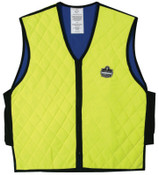 Ergodyne CHILL-ITS 6665 EVAPORATIVE COOLING VEST LRG LIME, 1/EA, #12534