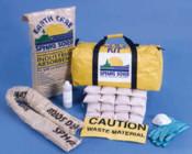Sphag Sorb Spill Response Kits, 10 to 12 Gallon, 1/KIT, #SS15ST