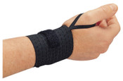 Allegro RIST RAP W/THUMB BLACK, 1/EA, #721103