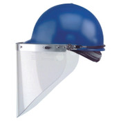 Honeywell High Performance Faceshield Hat Adpaters, Cap Style, Aluminum, For P2/E2, 1/EA, #FH66