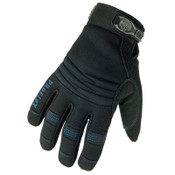 Ergodyne 817WP Thermal Waterproof Utility Gloves, Black, Medium, 6/CA, #17373