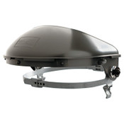 "Honeywell High Performance Faceshield Systems, F400 Headgear, 4""Crown, SpeedyLoop, 1/EA, #F5400"