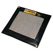 Justrite Drip Pads, Black, 1.25 gal, 23 in x 21 in, 1/EA, #28458