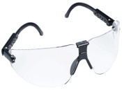3M Lexa Eyewear, Clear Polycarbonate Anti-Fog Hard Coat Lenses, Large Slate Frame, 20/CA, #7010045707
