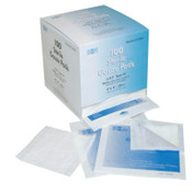 First Aid Only Sterile Gauze Pads, 4 in x 4 in, 1200/CS, #3302