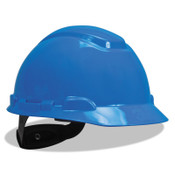 3M Ratchet Hard Hats, Ratchet, Cap, Blue, 20/CA, #7000002416