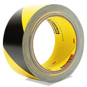 3M Safety Stripe Tape 5700, 3 in x 36 yd, Black/Yellow, 1/ROL, #7000017005