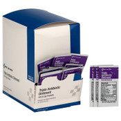 First Aid Only Antibiotic Ointments, 1/32 oz, Box, 144/BX, #M462144