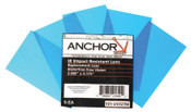 Anchor Products Cover Lens, Miller, Inside Cover Lens, 5 1/4 in x 4 1/2 in, 100% Polycarbonate, 1/PK, #UV327M