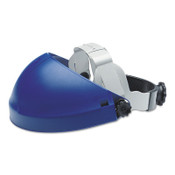 3M AO Tuffmaster Headgear, H8A, Blue, 9 x 6 in, 1/EA, #7000002290