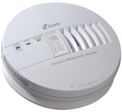 Kidde Carbon Monoxide Alarms, Carbon Monoxide, Electrochemical, 1/EA, #21006406