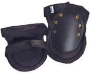 Alta Superflex Knee Caps, Hook and Loop, Black; Gray, 1/PR, #50410