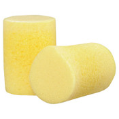 3M E-A-R Classic Foam Earplugs 312-1201, PVC, Uncorded, Poly Bag, 200/BX, #7000002300