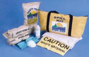 Sphag Sorb Spill Response Kits, 4 to 6 Gallon, 1/KIT, #SS10ST
