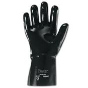Ansell Neox Neoprene Gloves, Black, Smooth, Size 10, 1/PR, #103642