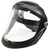 Jackson Safety MAXVIEW FACESHIELD, CL PC AF HHIS HD HAT ADAPTER, 1/EA, #14203