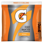 Gatorade Instant Powder, Orange, 21 oz, Pack, 32/CA, #3970