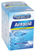First Aid Only PhysiciansCare Antacid Medications, Calcium Carbonate 420mg, 1/EA, #90089