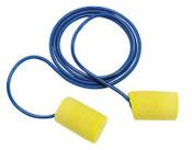 3M E-A-R Classic Foam Earplugs 311-1101, PVC, Corded, 200/BX, #7000002301