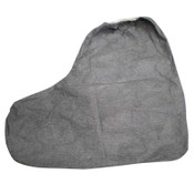 DuPont™ Tyvek Shoe and Boot Covers, One Size Fits Most, Gray, 100/CA, #FC454SGY00010000